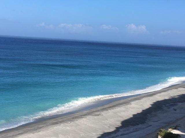 画像2: 一番この島で好きになった場所は、羽伏裏海岸でした。