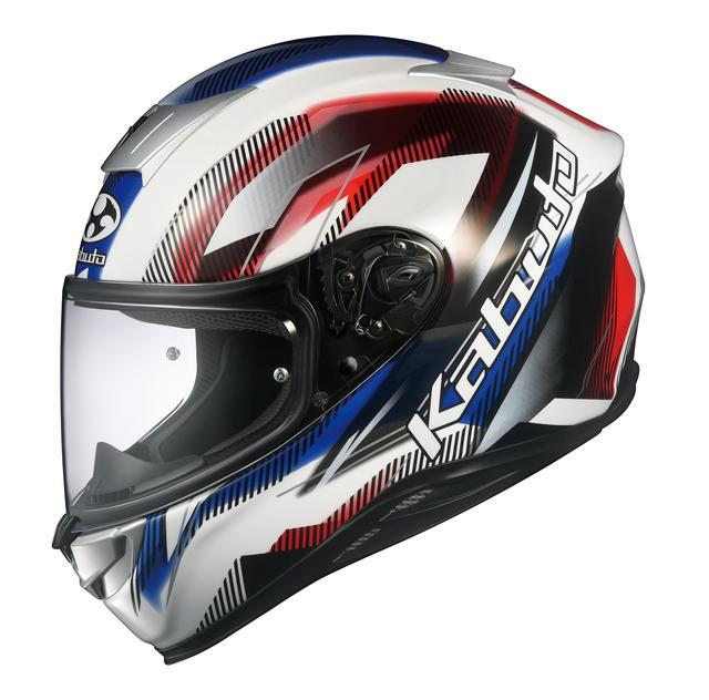 画像4: Kabutoのフルフェイスヘルメット「エアロブレード・5 ゴー」が新登場!カラーは全3色!