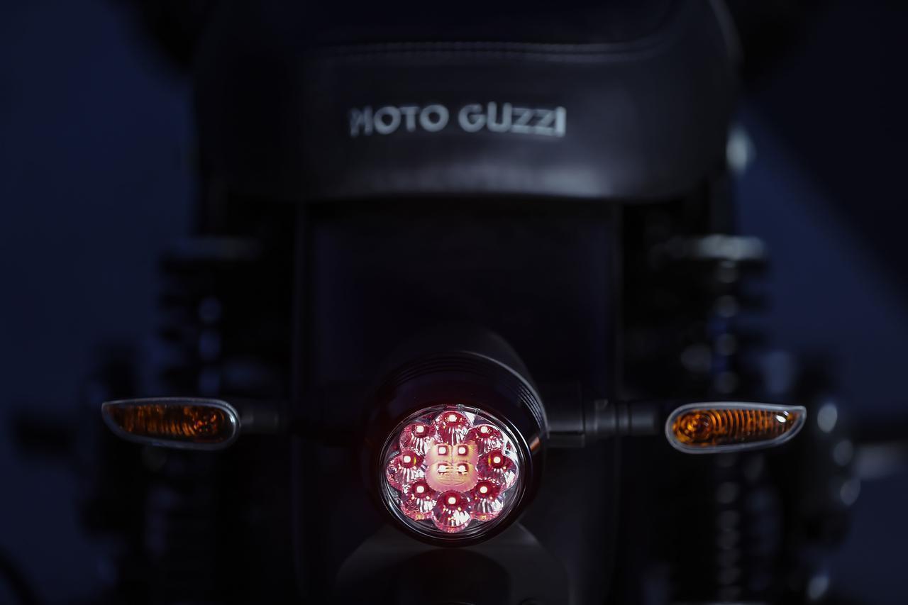画像6: ヘッドライトやウインカー&テールランプがLED化!