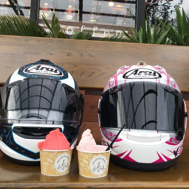 画像1: 静夏ちゃんはアイスが好き!?