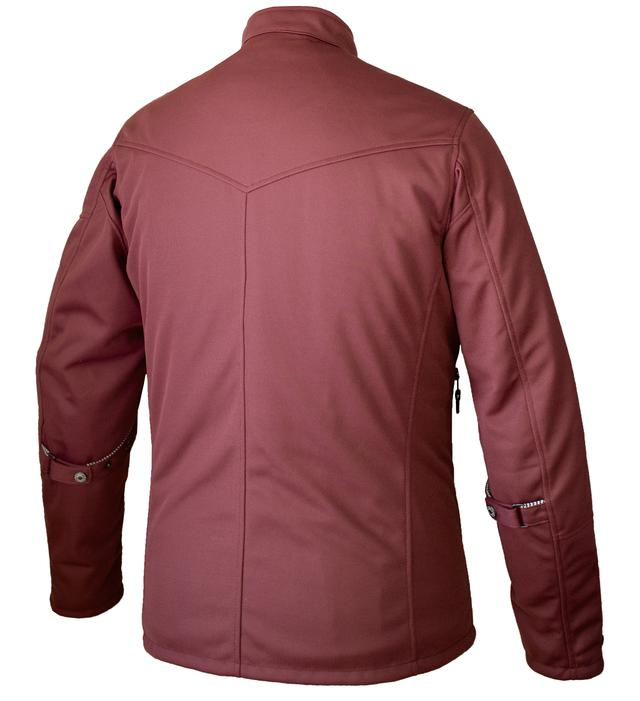 画像: シンプルでおしゃれ。パワーエイジらしいデザインと質感のメッシュジャケット