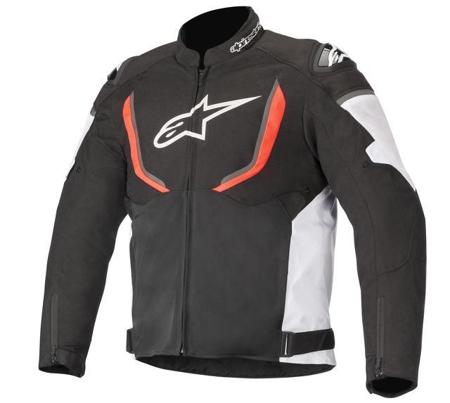 画像: メッシュジャケットの新定番となりそう! アルパインスターズから「T-GP R v2 AIR JACKET」が登場 - webオートバイ