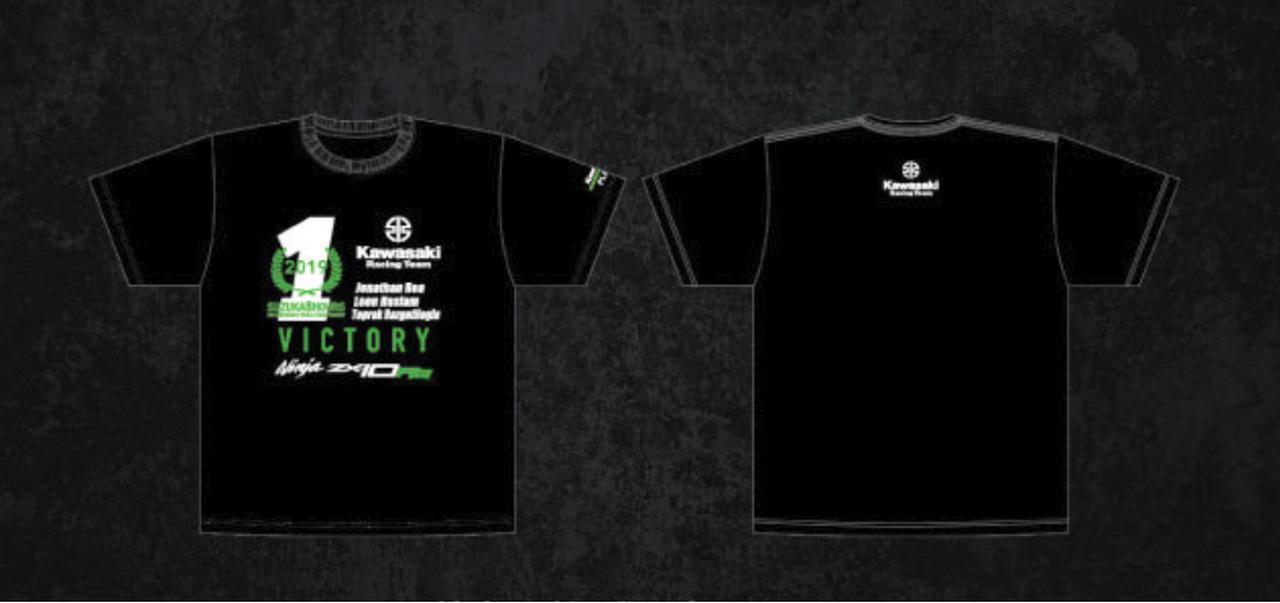 画像1: 絶対に買いに行くべき限定記念Tシャツ