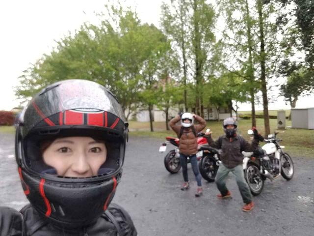 画像: お泊りガチンコ女子ツーリング! 大量写真で赤裸々レポート!(大関さおり) - webオートバイ