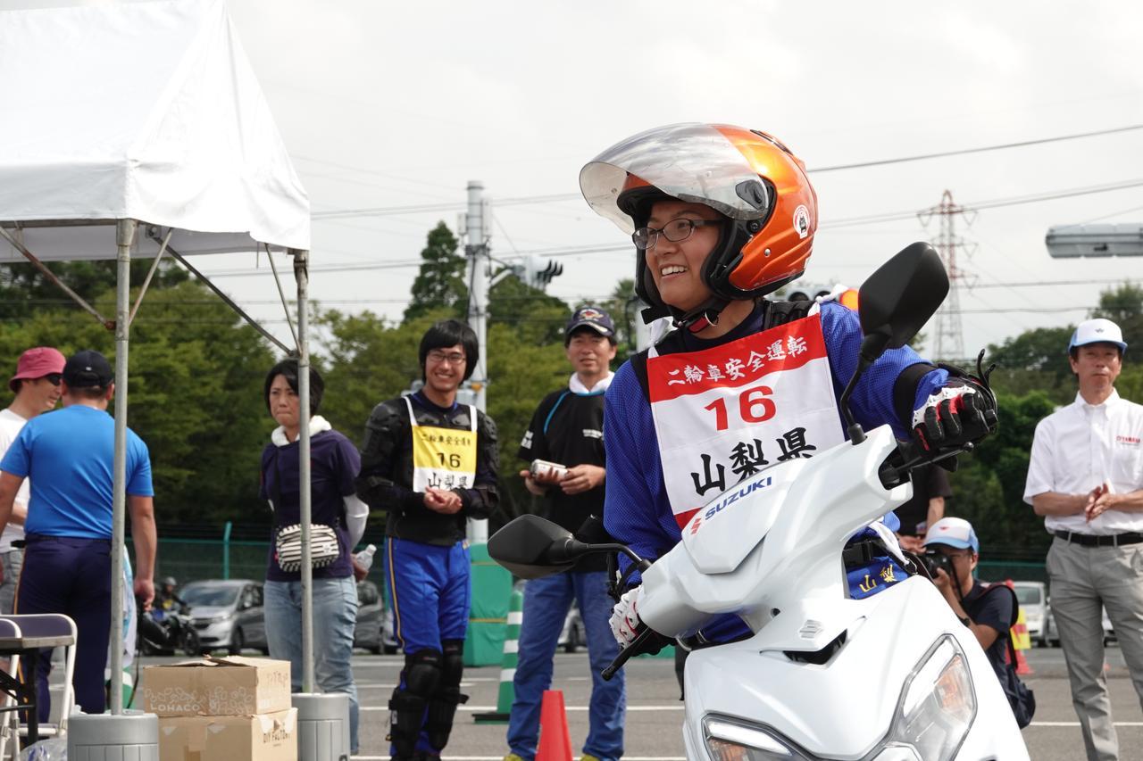 Images : 16番目の画像 - 「安全運転の全国大会があるって知ってる? 「二輪車安全運転全国大会2019」が鈴鹿サーキットで開催されました!」のアルバム - webオートバイ