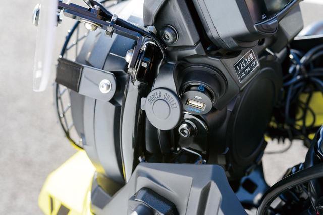 画像: 「USBシガーソケットアダプター」は、装着時に張り出し量7mmと薄型タイプとなっている。シガーソケットの使い勝手向上に是非! 価格:1400円(税別)