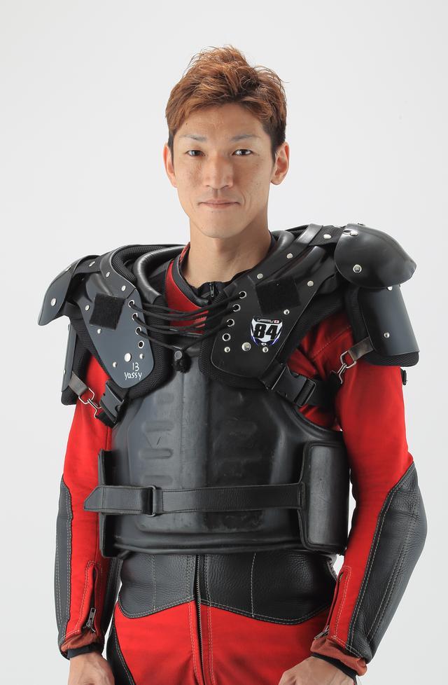 画像: 松本 康 選手 LG:伊勢崎 32期 ランク:S-46 出身競技:モタード 備考(主な実績など):スーパーモタードmoto1 年間チャンピオン('10)