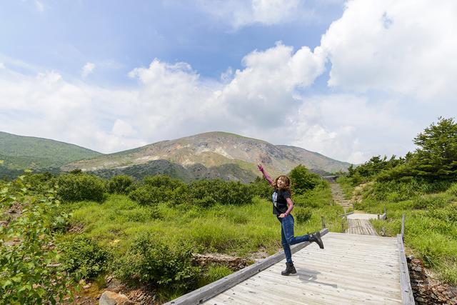 画像13: いざ東北へ! 名道と呼ばれる磐梯吾妻スカイラインを初めて走ります!!