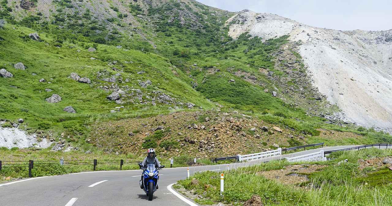 画像5: いざ東北へ! 名道と呼ばれる磐梯吾妻スカイラインを初めて走ります!!