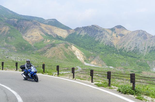 画像9: いざ東北へ! 名道と呼ばれる磐梯吾妻スカイラインを初めて走ります!!