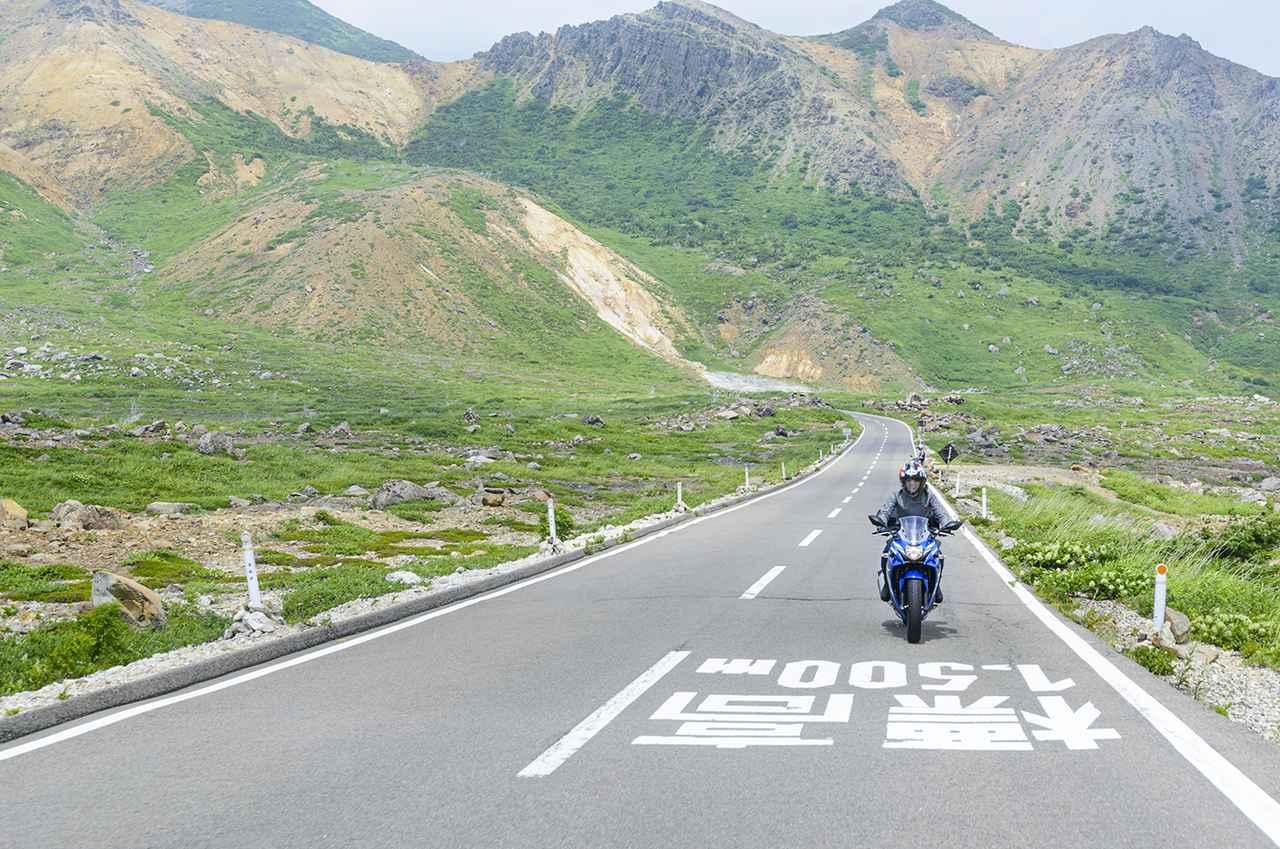 画像7: いざ東北へ! 名道と呼ばれる磐梯吾妻スカイラインを初めて走ります!!