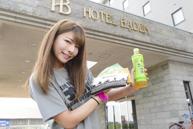 画像8: 福島県郡山市ホテルバーデンの「ライダーズプラン」がすごい!