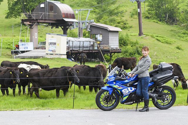 画像: 長野県高山村 山田牧場
