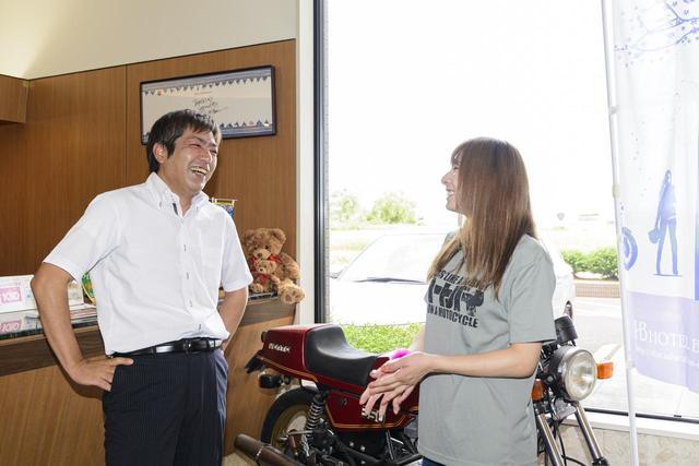 画像3: 福島県郡山市ホテルバーデンの「ライダーズプラン」がすごい!