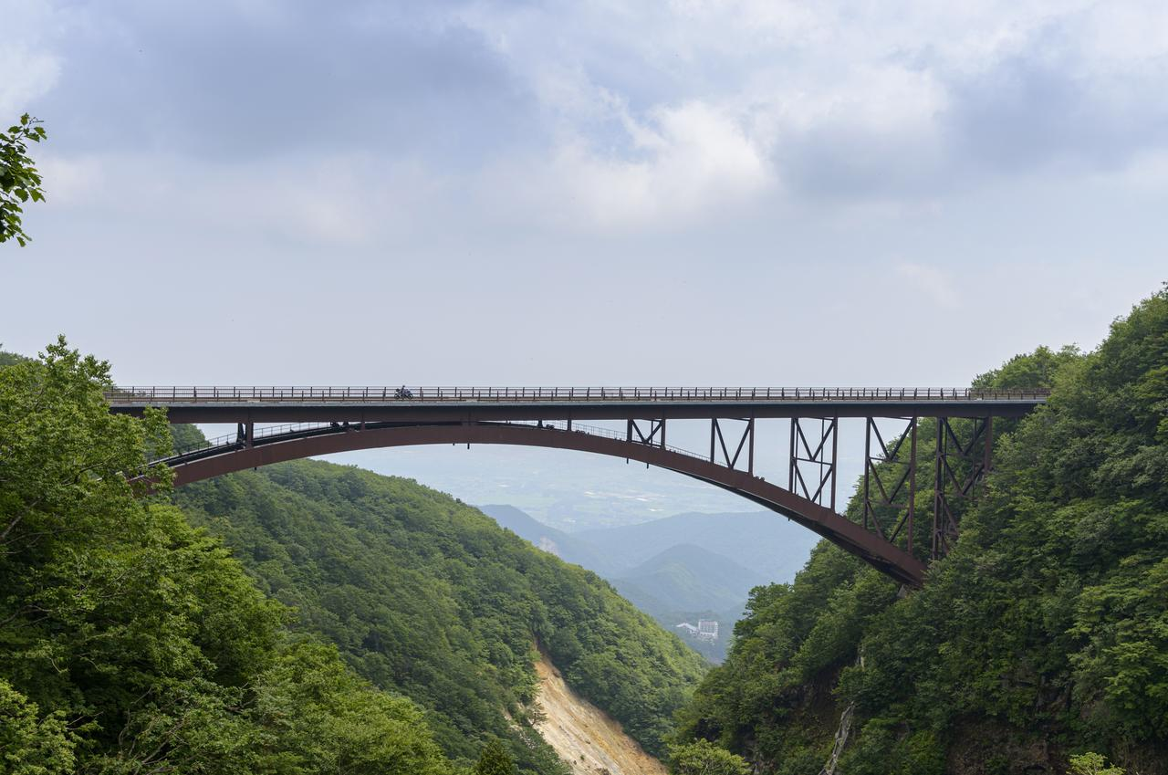 画像2: いざ東北へ! 名道と呼ばれる磐梯吾妻スカイラインを初めて走ります!!