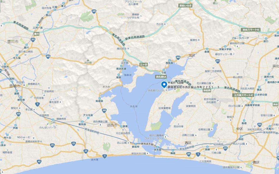 画像: 舘山寺地区は、浜名湖沿いのクラシックさが残ってる街ですね 温泉もあるでよ
