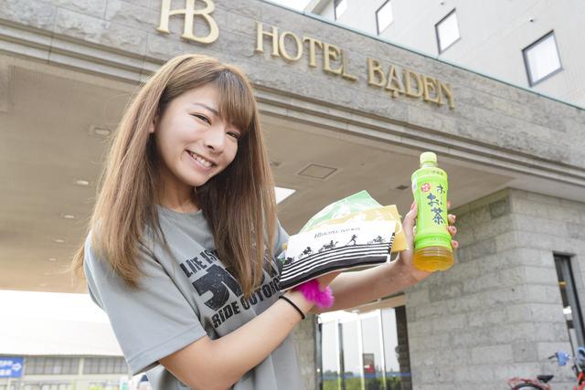 画像5: ライダー歓迎の宿、「ホテルバーデン」に宿泊❤