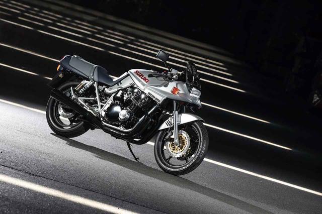 画像: オリジナル「カタナ」を振り返る『SUZUKI GSX1100S KATANA』 - webオートバイ
