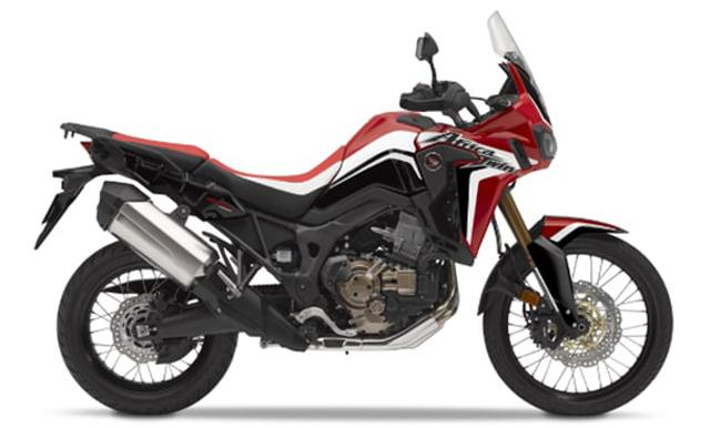 画像: ホンダ CRF1000L Africa Twin Dual Clutch Transmission