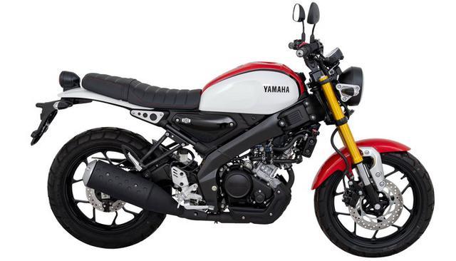 画像4: YAMAHA「XSR155」!? 完成度高し!これは楽しみすぎる……。タイヤマハが正式発表しました!!