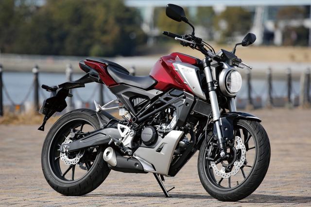 画像1: 125ccスポーツの魅力を凝縮したような楽しい1台