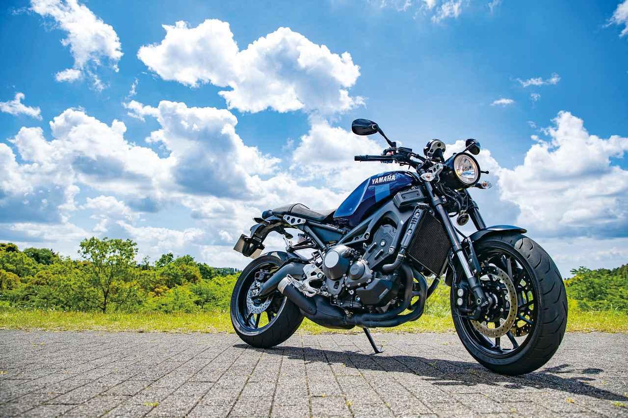 画像: 独自の個性が輝く最新鋭ヘリテイジ・スポーツ『YAMAHA XSR900』#魅惑のネオクラシックBRAND - webオートバイ
