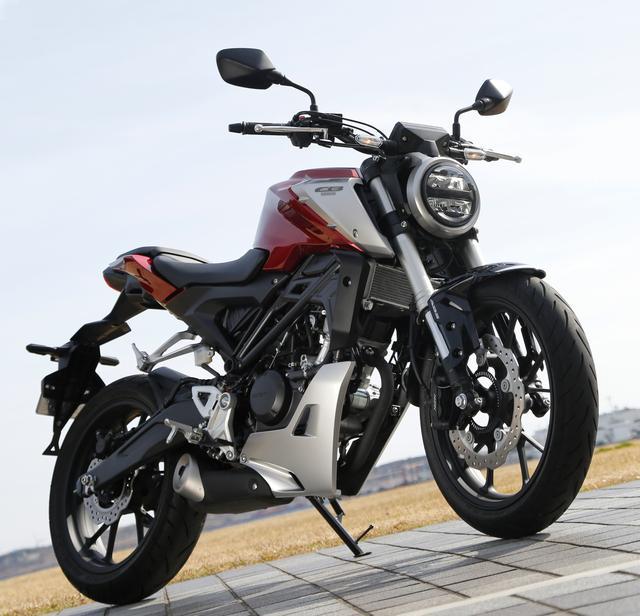 画像4: 125ccスポーツの魅力を凝縮したような楽しい1台