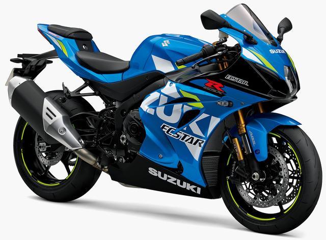 画像: スズキレーシングバリアブルバルブタイミング (SR-VVT)を採用しているGSX-R1000R ABS(2019)
