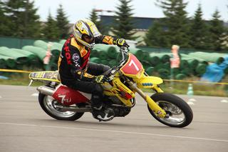 A4位 田中純二選手(DR-Z400SM)