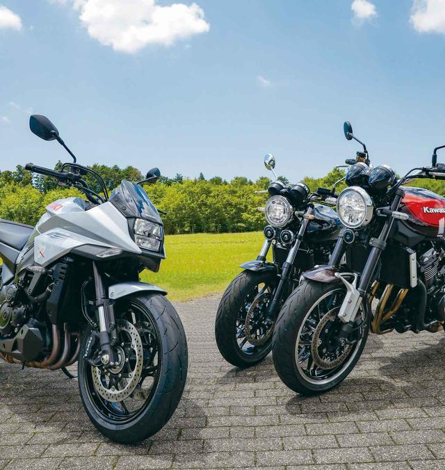 画像: 【特別コラム】「伝統」という名の魔法『SUZUKI KATANA / KAWASKI Z900RS / HONDA CB1100RS』 - webオートバイ