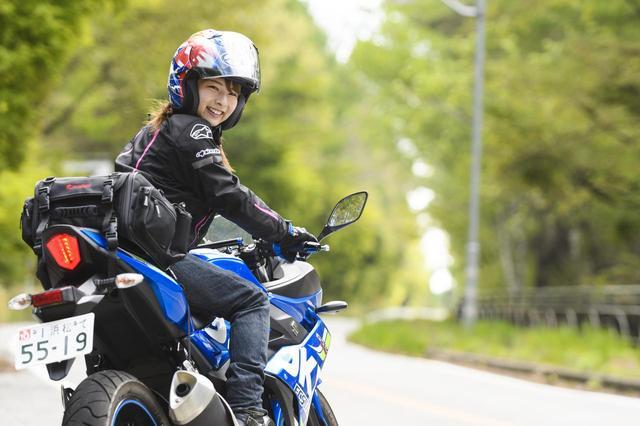 画像: 八ヶ岳ツーリング/葉月美優のGSX250R RIDING DIARY - webオートバイ