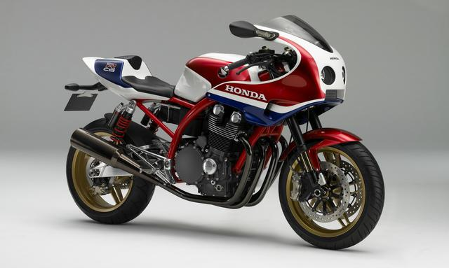 画像: 2007年の東京モーターショーでは「CB1100Rコンセプト」が発表され話題となった。