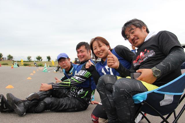 画像: 北海道でも愉快な仲間がいます(^^)