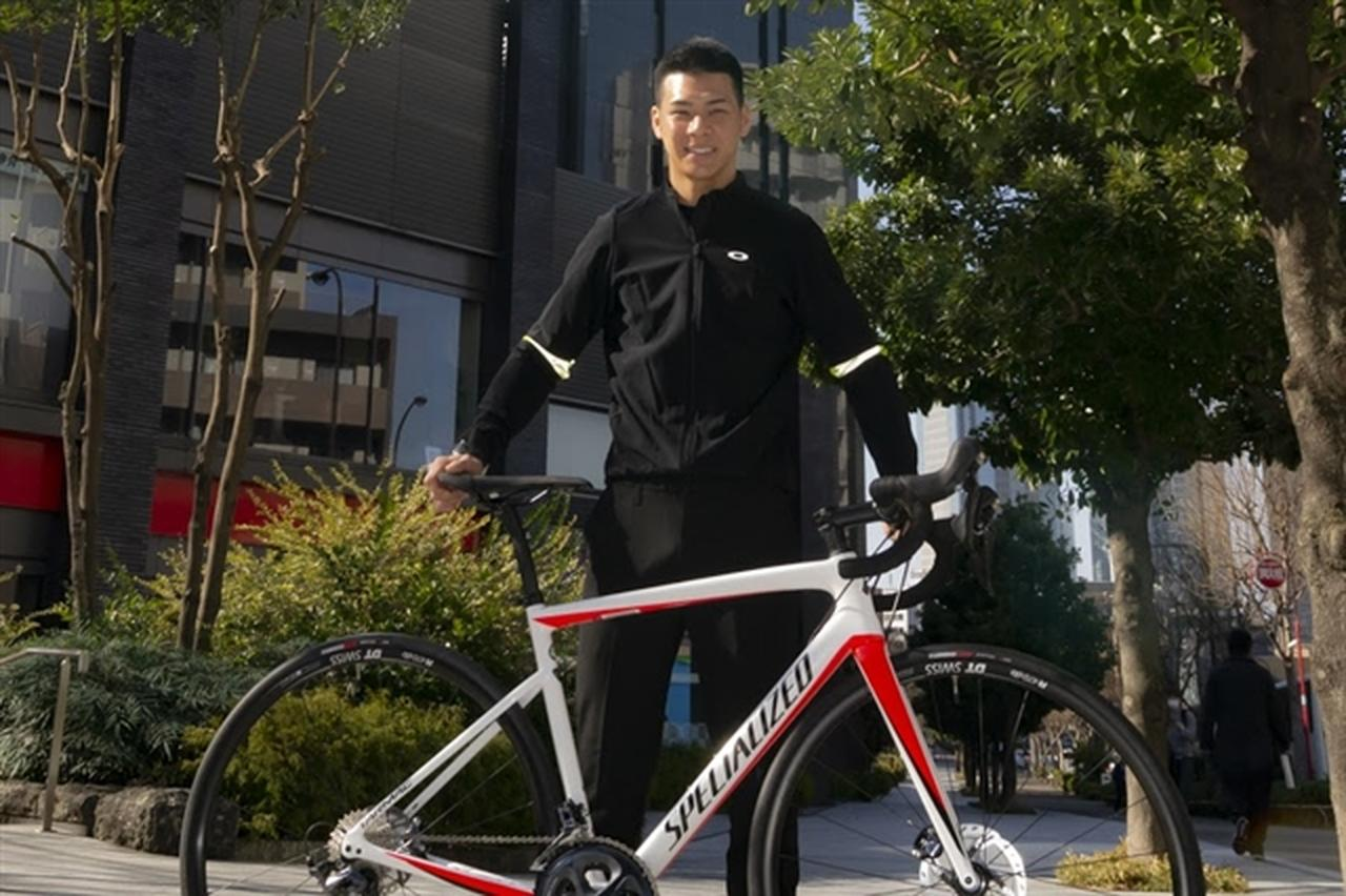 画像: MotoGPライダー中上貴晶さん、スペシャライズドのロードバイクでクロストレーニングに励む!