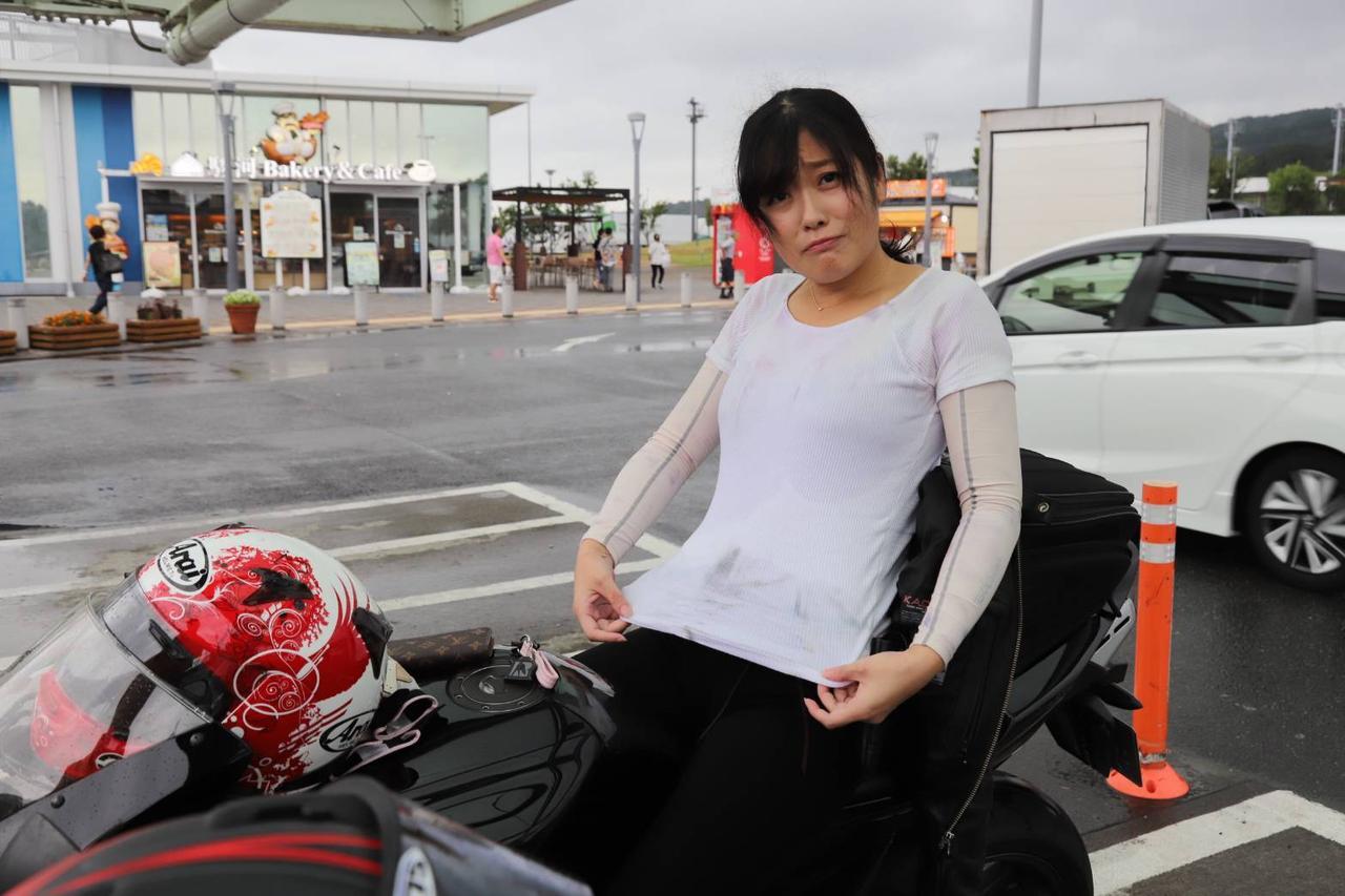 Images : 10番目の画像 - 「いよいよ明日(24日)から! 「バイクのふるさと浜松2019」バイク女子たちも会場に向かって出発!」のアルバム - webオートバイ