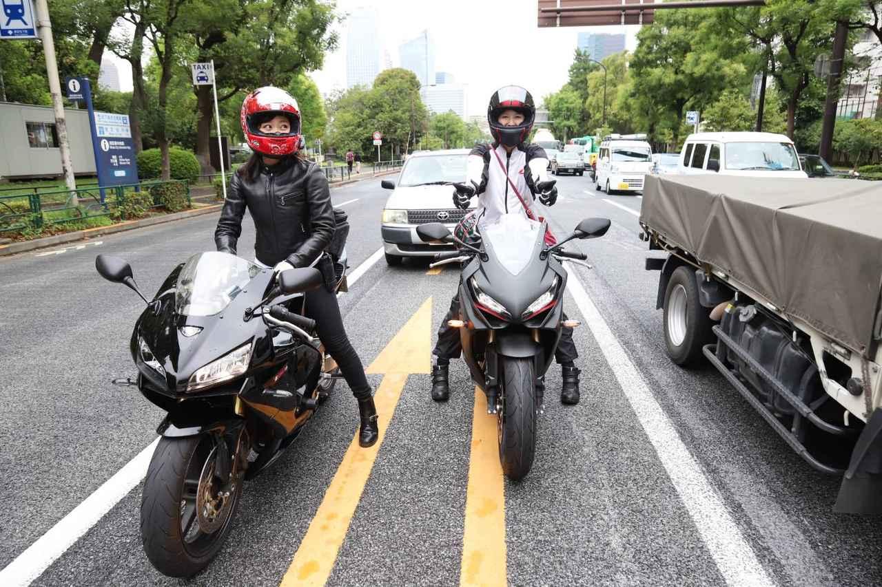 Images : 4番目の画像 - 「いよいよ明日(24日)から! 「バイクのふるさと浜松2019」バイク女子たちも会場に向かって出発!」のアルバム - webオートバイ