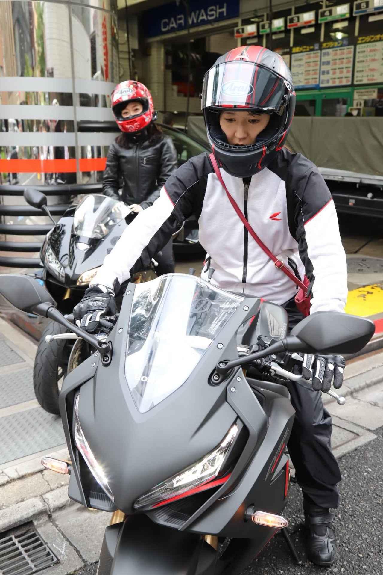 Images : 1番目の画像 - 「いよいよ明日(24日)から! 「バイクのふるさと浜松2019」バイク女子たちも会場に向かって出発!」のアルバム - webオートバイ