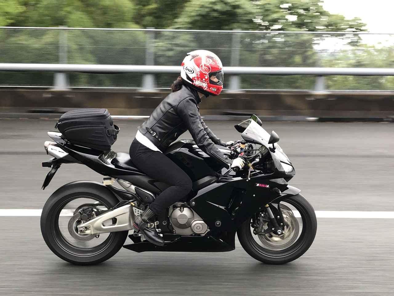 Images : 14番目の画像 - 「いよいよ明日(24日)から! 「バイクのふるさと浜松2019」バイク女子たちも会場に向かって出発!」のアルバム - webオートバイ