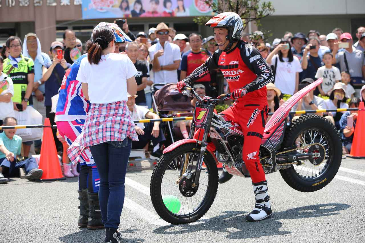 Images : 14番目の画像 - 「オートバイ女子部も参戦! 「バイクのふるさと浜松 2019」がいよいよ始まりました!」のアルバム - LAWRENCE - Motorcycle x Cars + α = Your Life.