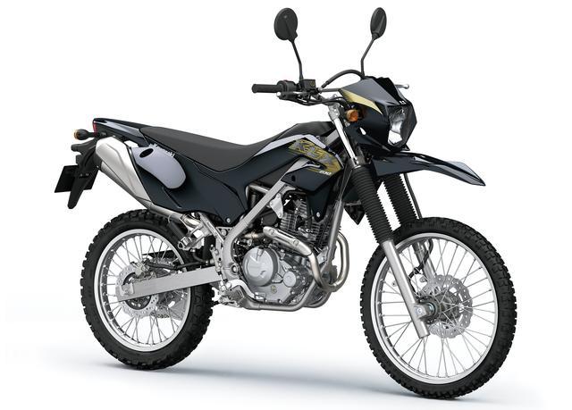 画像4: 待望のカワサキ製オフロードバイク「KLX230」を解説! 日本国内での発売予定日は10月15日(火)!