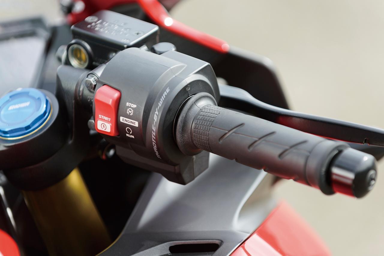 画像: いまや250㏄にも搭載!「スロットル・バイ・ワイヤ」の仕組みとは?【現代バイク用語の基礎知識2019】 - webオートバイ