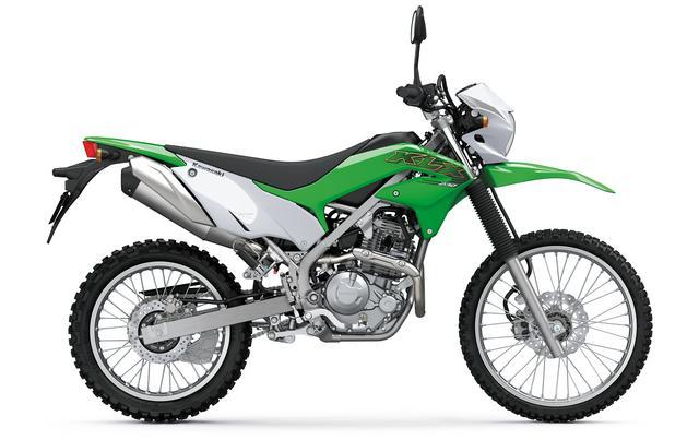 画像3: 待望のカワサキ製オフロードバイク「KLX230」を解説! 日本国内での発売予定日は10月15日(火)!