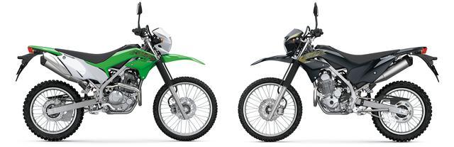 画像7: 待望のカワサキ製オフロードバイク「KLX230」を解説! 日本国内での発売予定日は10月15日(火)!