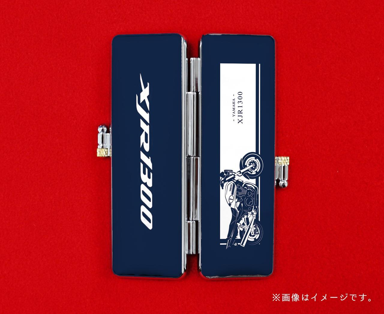 Images : 【YAMAHA】印鑑ケース・XJR1300