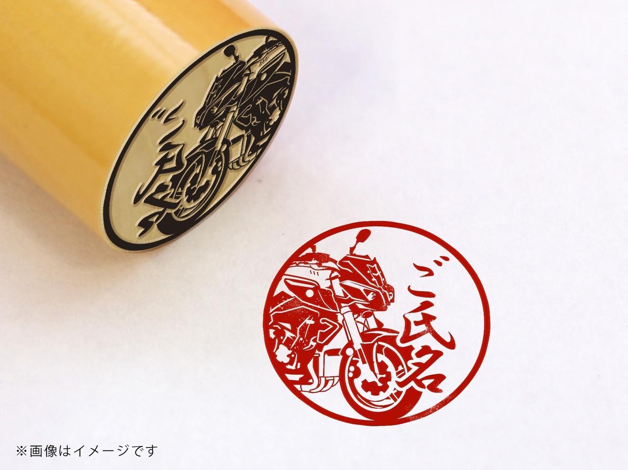 Images : 【YAMAHA】MT-10・柘植丸印18mm