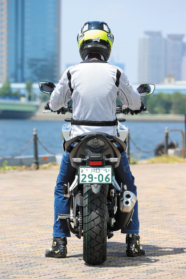 画像1: 【国内初試乗】ホンダ「CB500X」をインプレッション! 伸びやかなパワーと足回りが魅力な扱いやすいアドベンチャーバイク