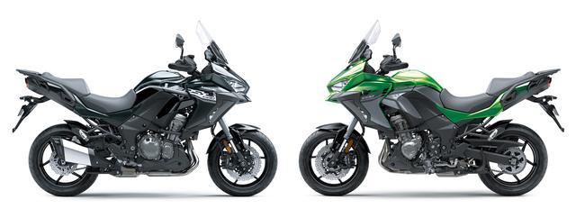 画像1: カワサキが「VERSYS 1000 SE」の2020年モデルを発表! 渋いカラーリングを待っていた人に朗報!