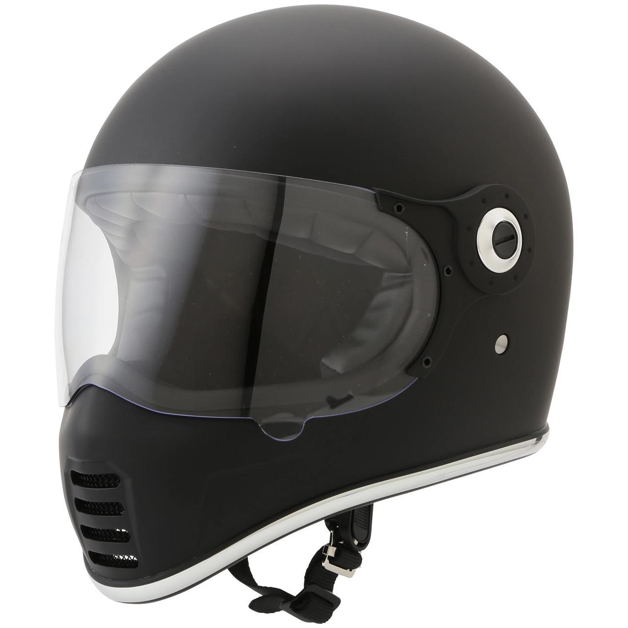 画像1: 【RIDEZ】ネオクラシックヘルメット「XX」(ダブルエックス)が発売開始! 価格も魅力的!