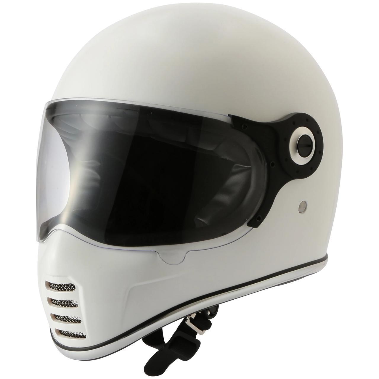 画像12: 【RIDEZ】ネオクラシックヘルメット「XX」(ダブルエックス)が発売開始! 価格も魅力的!