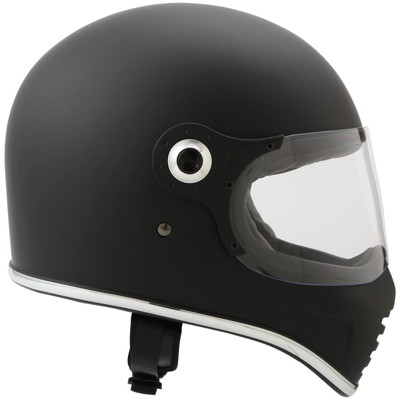 画像3: 【RIDEZ】ネオクラシックヘルメット「XX」(ダブルエックス)が発売開始! 価格も魅力的!